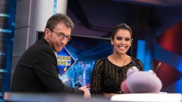 """El drama de Cristina Pedroche para el día más importante del año: """"El vestido no está"""""""