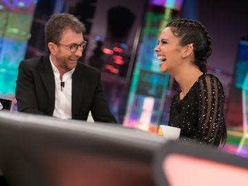 Cristina Pedroche responde en 'El Hormiguero 3.0': ¿Son las últimas Campanadas? ¿Las dará embarazada?