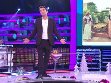 Arturo Valls presume de hacer buenas paellas... sin haber hecho nunca una para '¡Ahora caigo!'