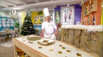 El menú de Navidad de Cocina abierta de Karlos Arguiñano