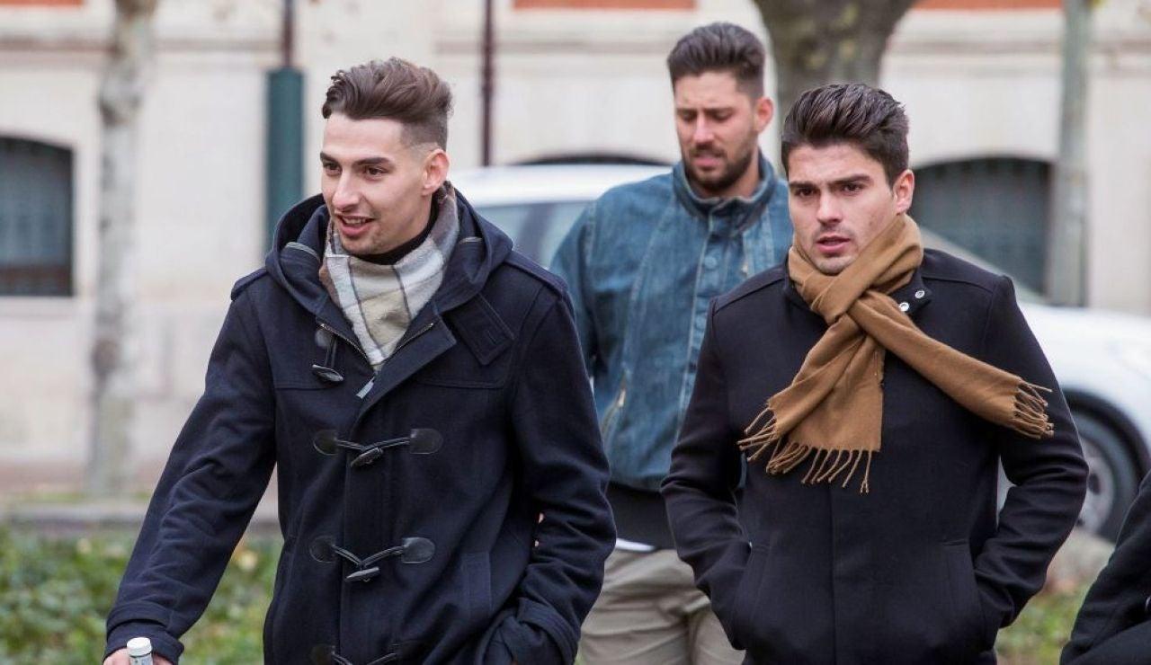 A3 Noticias 1 (18-12-19) Los tres jugadores de La Arandina seguirán por el momento en libertad
