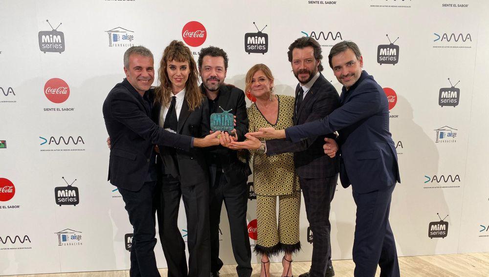 'El Embarcadero', de Atresmedia Studios, Mejor Serie Drama