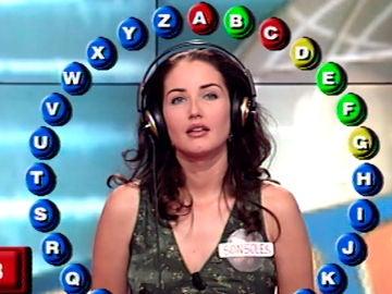 Sonsoles Paz-Albo, primera concursante de Pasapalabra en Antena 3
