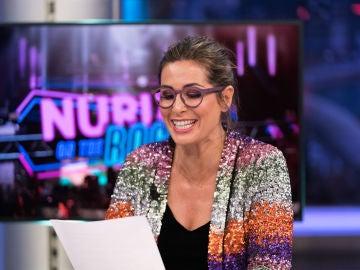Nuria Roca repasa los titulares más dramáticos sobre 'El Hormiguero 3.0' para despedir el año