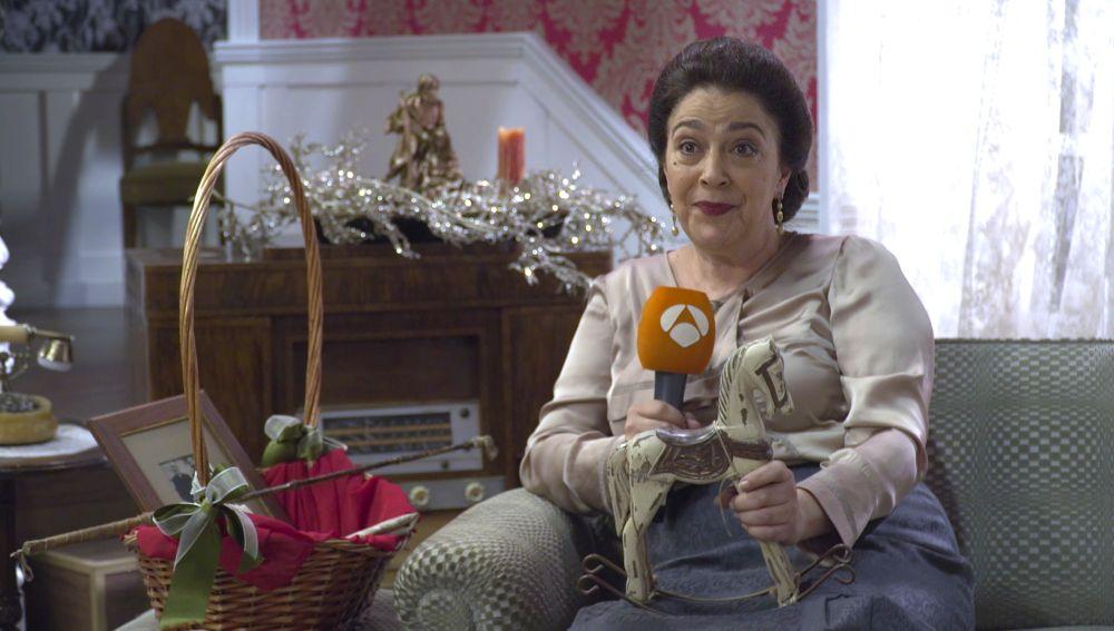 ¡Consigue la cesta de Navidad más especial creada por los actores de 'El secreto de Puente Viejo'!