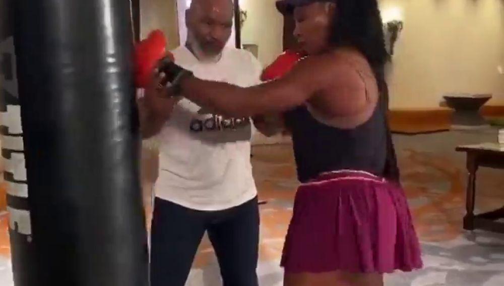 Myke Tyson sobre Serena Williams: ''No quisiera subir a un ring con la mejor de todos los tiempos''
