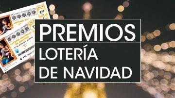 Lotería de Navidad 2019: Listado de premios del sorteo extraordinario de Navidad