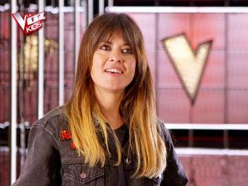 """Vanesa Martín: """"Aysha y Patricia han demostrado que son muy trabajadoras y constantes"""""""