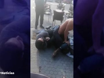 Tres policías son incapaces de atrapar a un ladrón y piden refuerzos