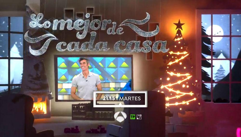 Los mejores momentos del 2019 en 'Lo mejor de cada casa', el martes a las 21:15 en Antena 3