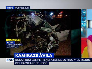 El calvario de la madre de una víctima del kamikaze drogado que mató a 3 personas en Zamora