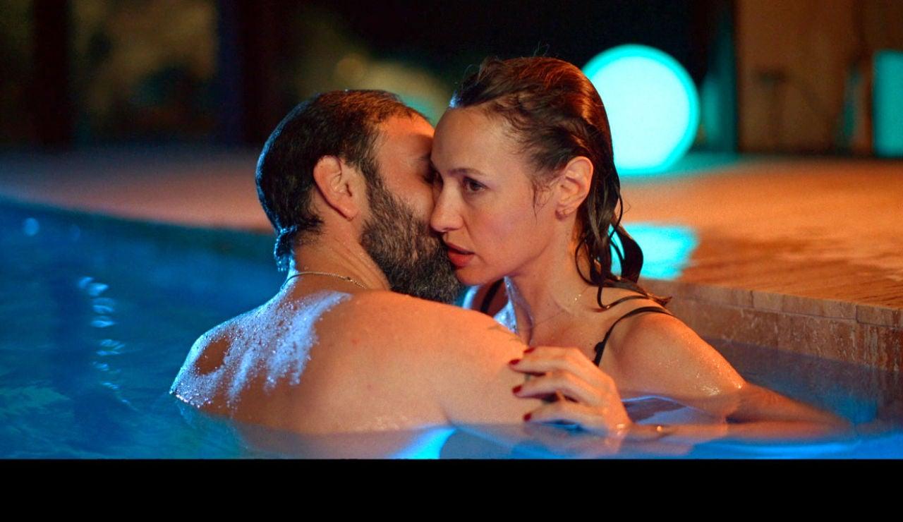 Sergio y Cristina en 'El Nudo'