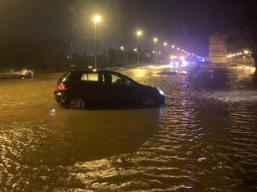 Inundaciones en Reinosa.