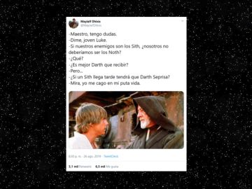 Chistes de Star Wars