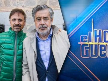 José Mota y Carlos Iglesias en El Hormiguero 3.0
