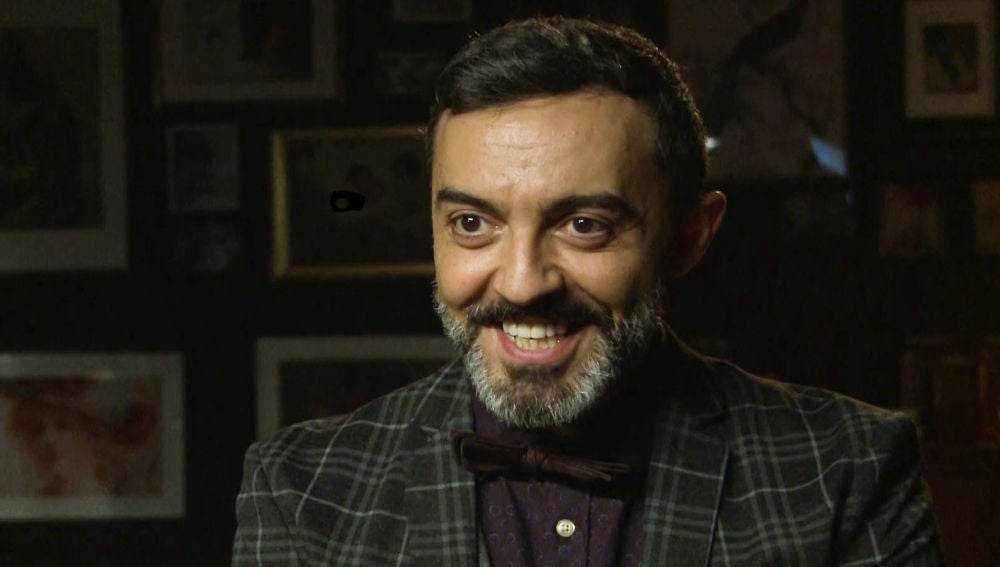 Ángel Ruiz es Elio de Arco en 'El Nudo'