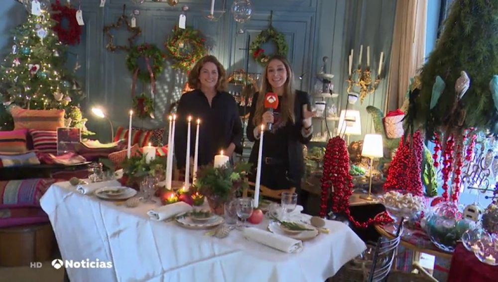 Trucos para hacer tu mesa de Navidad más sostenible durante estas fiestas