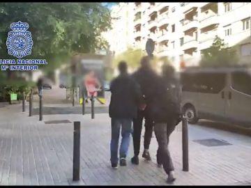 La Policía detiene a un fugitivo de las autoridades suecas en Barcelona