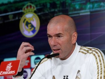 """Zidane: """"Guardiola es el mejor entrenador del mundo"""""""