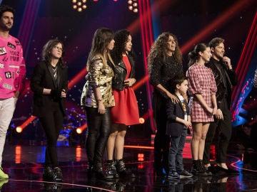 La Voz Kids Finalistas