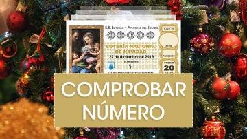 Comprobar Lotería de Navidad 2019: Consulta si tu número o décimo ha sido premiado con alguno de los premios del sorteo extraordinario de Navidad de la Lotería Nacional