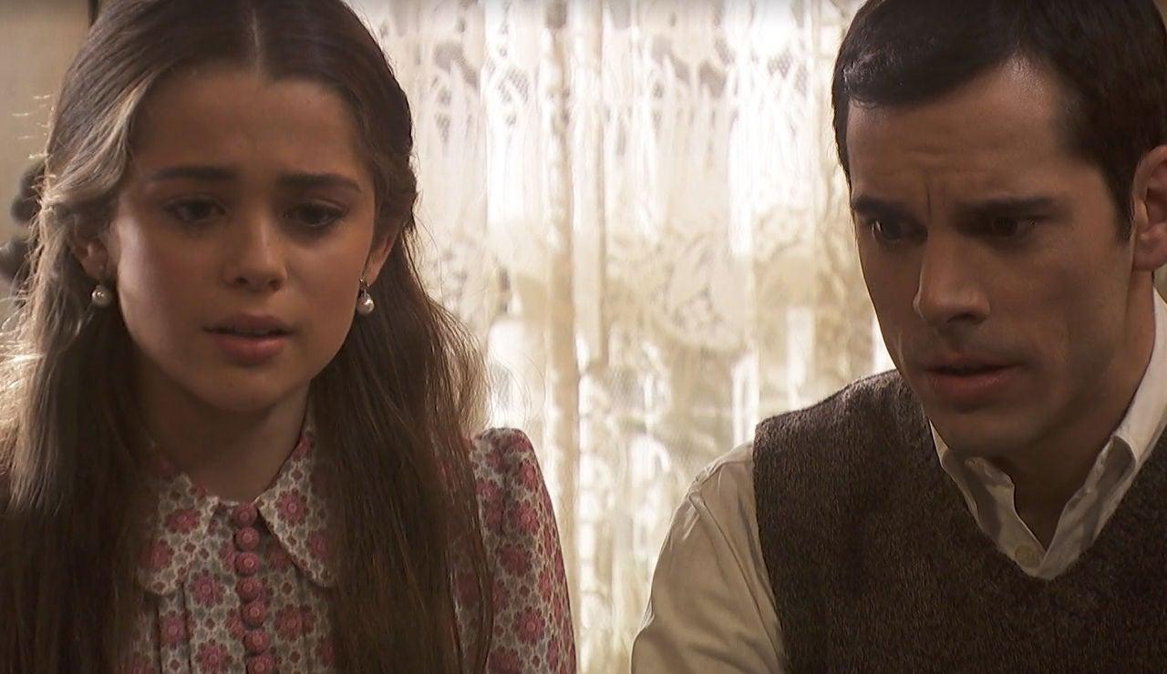 Avance semanal 'El secreto de Puente Viejo': La cruel realidad golpeará sin piedad a Carolina y Pablo