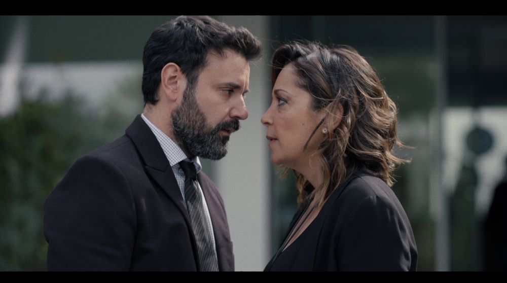 "Sergio, a Cristina: ""Somos horribles los dos"""