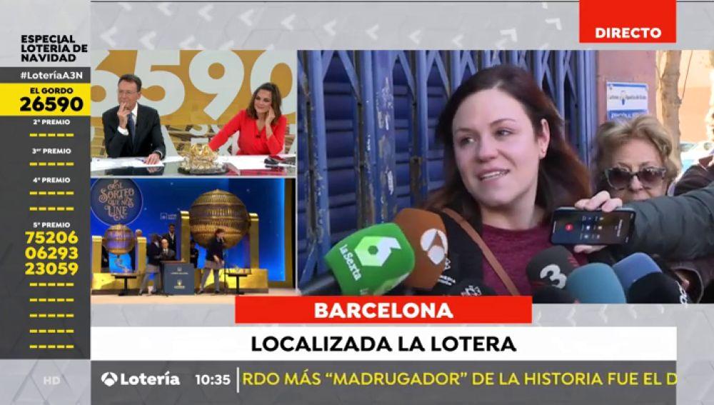 LOTERA BARCELONA