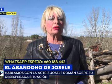 El abandono de Josele.
