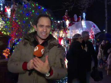 Dyker Heights, el estrambótico barrio de Nueva York que mejor se adorna para Navidad