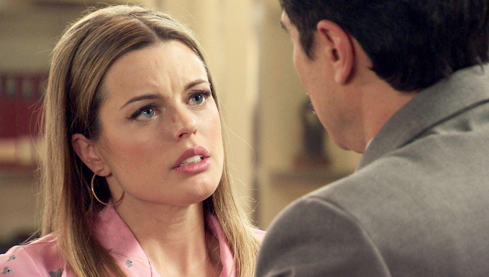 Lourdes confiesa a Armando su crisis con Jacobo