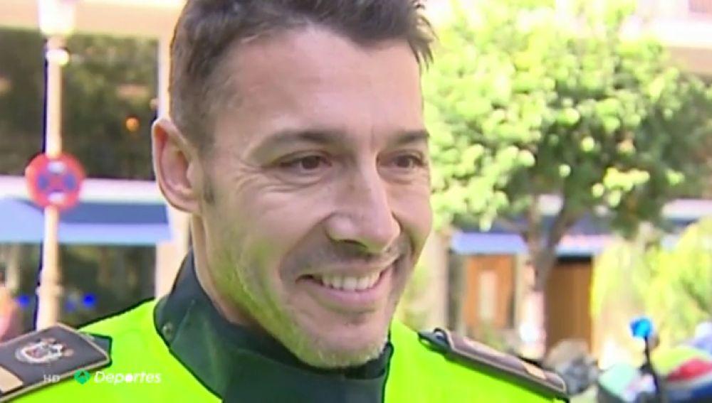 Unos ladrones son detenidos en Sevilla por un policía que resultó ser campeón del mundo de atletismo