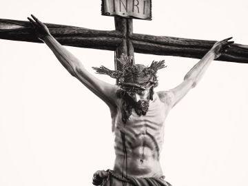 Una figura de Jesucristo