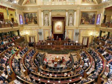 laSexta Noticias 20:00 (23-12-19) Así se distribuye el Congreso: el 'grueso' de Vox ocupará el 'gallinero' y Cs estará en un lugar más visible