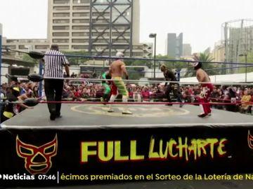 mexico lucha nueva