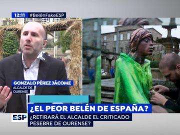 El peor belén de España.