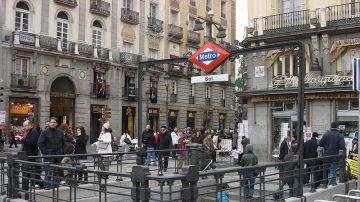 Estación de Sol del Metro de Madrid