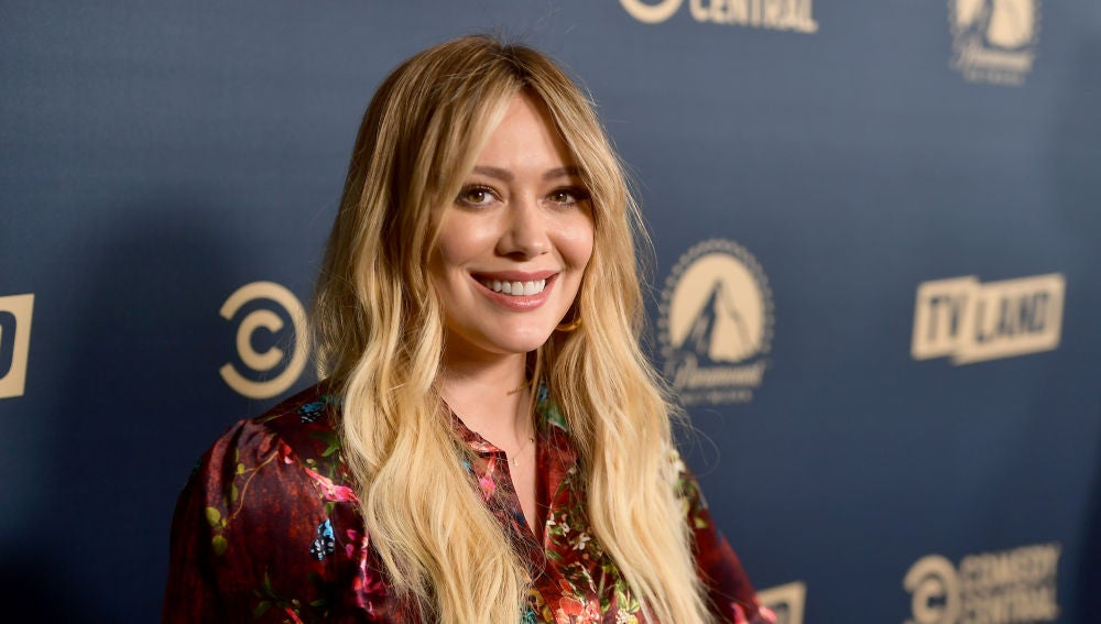 Hilary Duff protagonista de 'Lizzie McGuire'