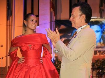 Ortega Cano y Gloria Camila