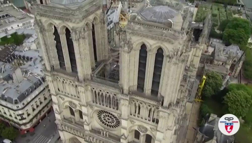 Notre-Dame no celebrará la misa de Navidad por primera vez en 200 años