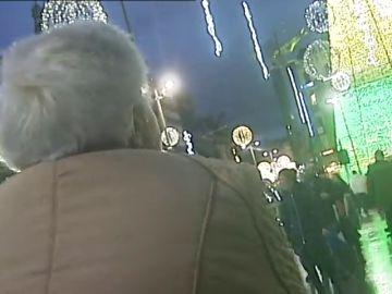 Solidaridad con los mayores de Vigo: 50 taxistas les llevan a ver las luces