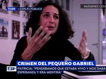 Crimen del pequeño Gabriel.