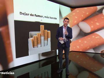Dejar de fumar será más barato a partir del 1 de enero porque  Sanidad financiará los medicamentos contra el tabaquismo