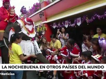 Las celebraciones más curiosas de cada país que solo se dan por Navidad