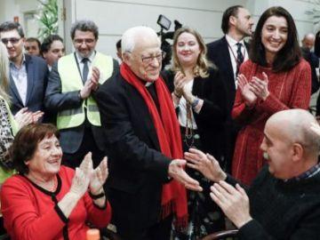 Nochebuena en el Senado: una cena solidaria para 150 personas sin hogar
