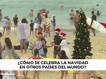 navidad mundo