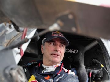 Carlos Sainz, principal baza española para el Dakar 2020