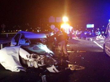 Accidente de Tráfico en Motril (Granada)