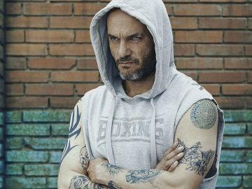 Juan Messier es Cruz en 'Perdida'