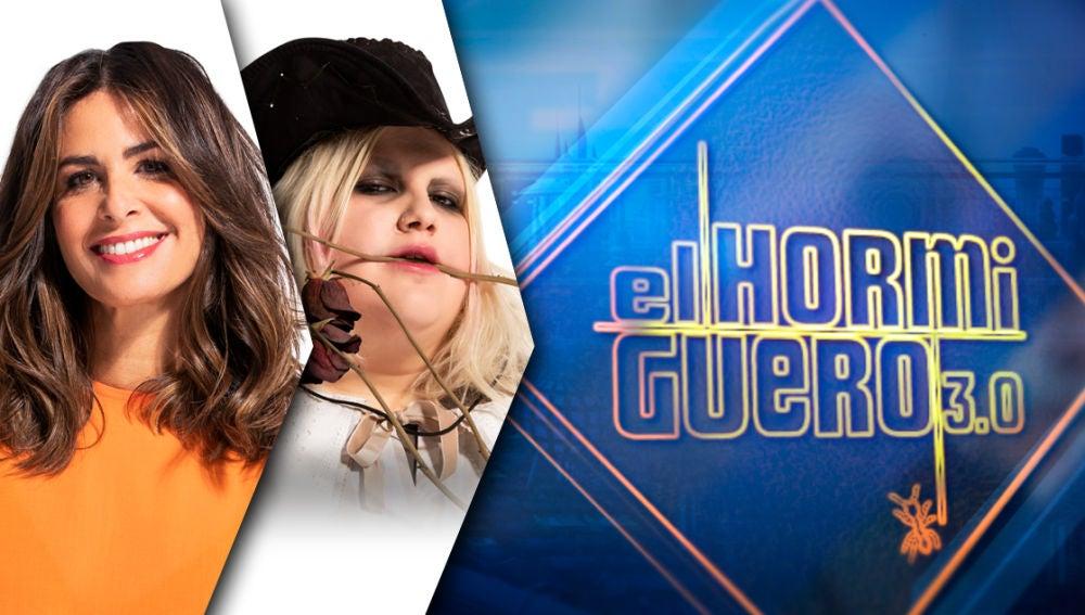 Nuria Roca y Esty Quesada visitan 'El Hormiguero 3.0' el martes 14 de enero